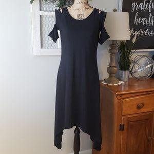 Nwt!!! Love Scarlett black knit dress size medium